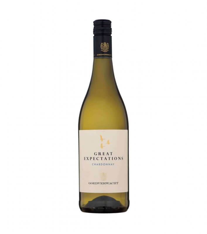 GREAT EXPECTATIONS CHARDONNAY WHITE WINE 2017