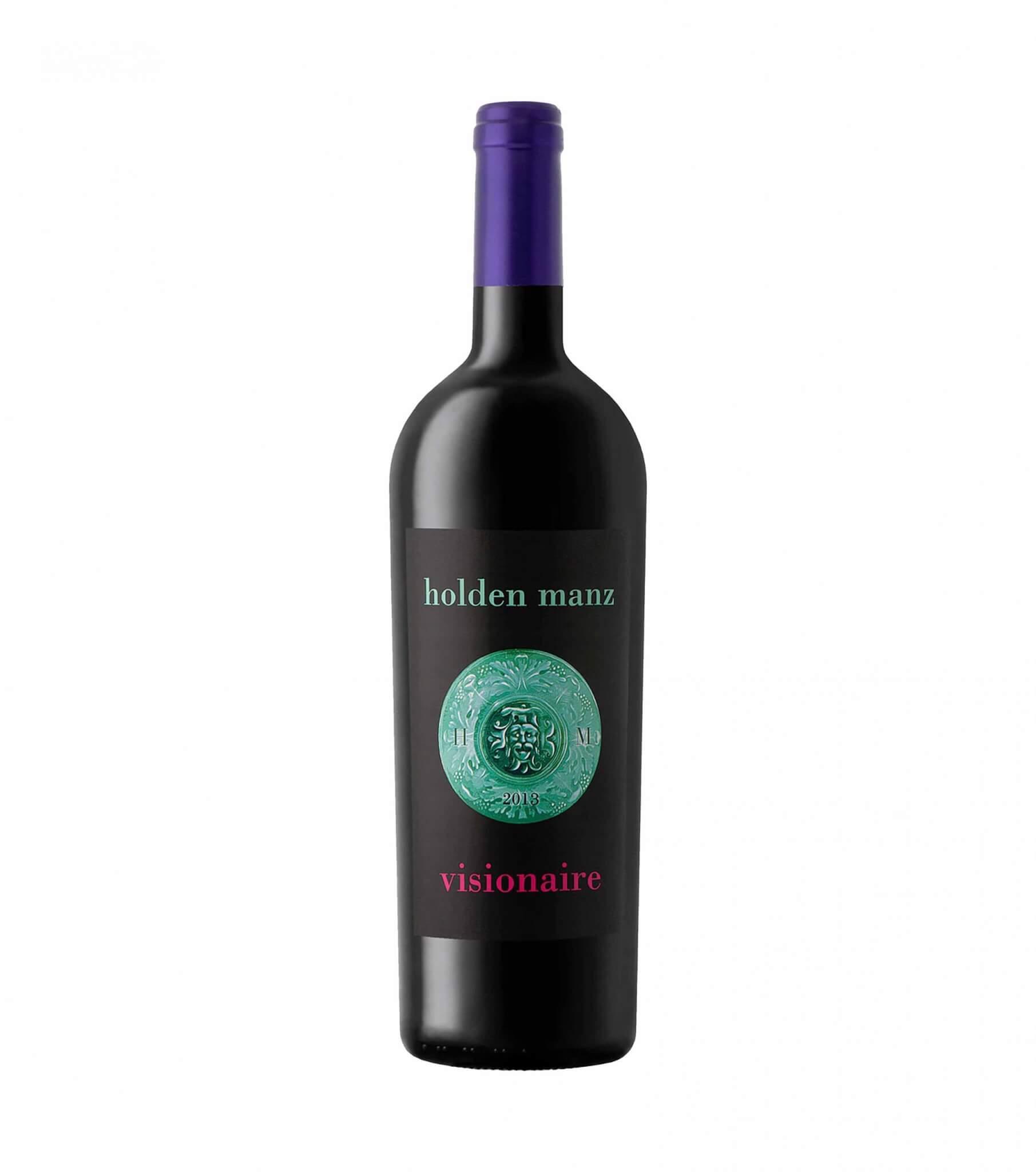 HOLDEN MANZ VISIONAIRE red vegan wine