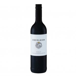 Excelsior Merlot red wine 2015