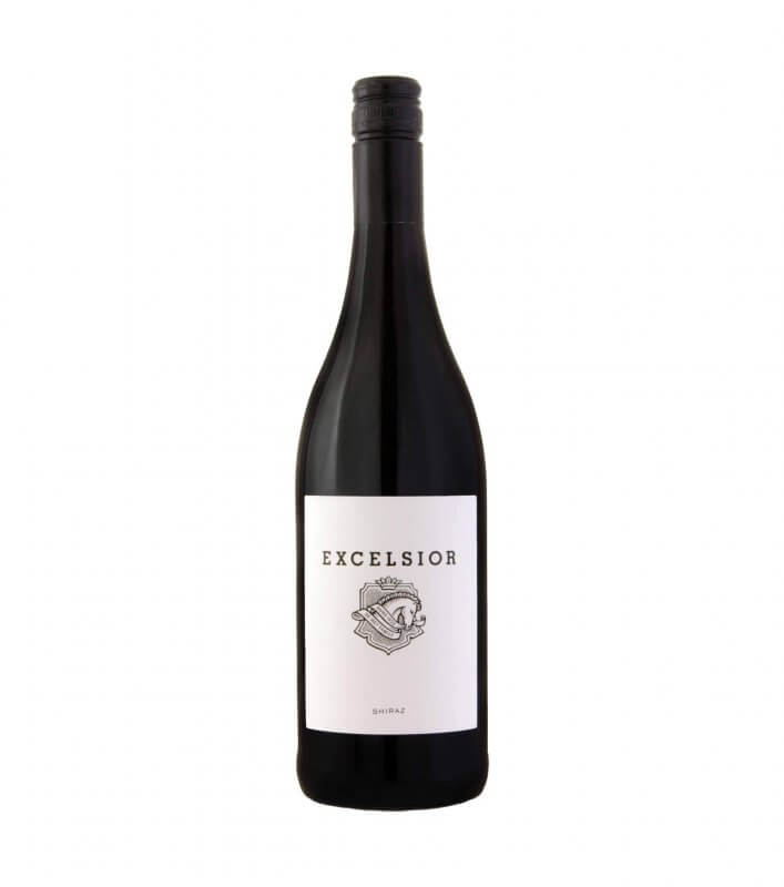 Excelsior Shiraz red wine 2015