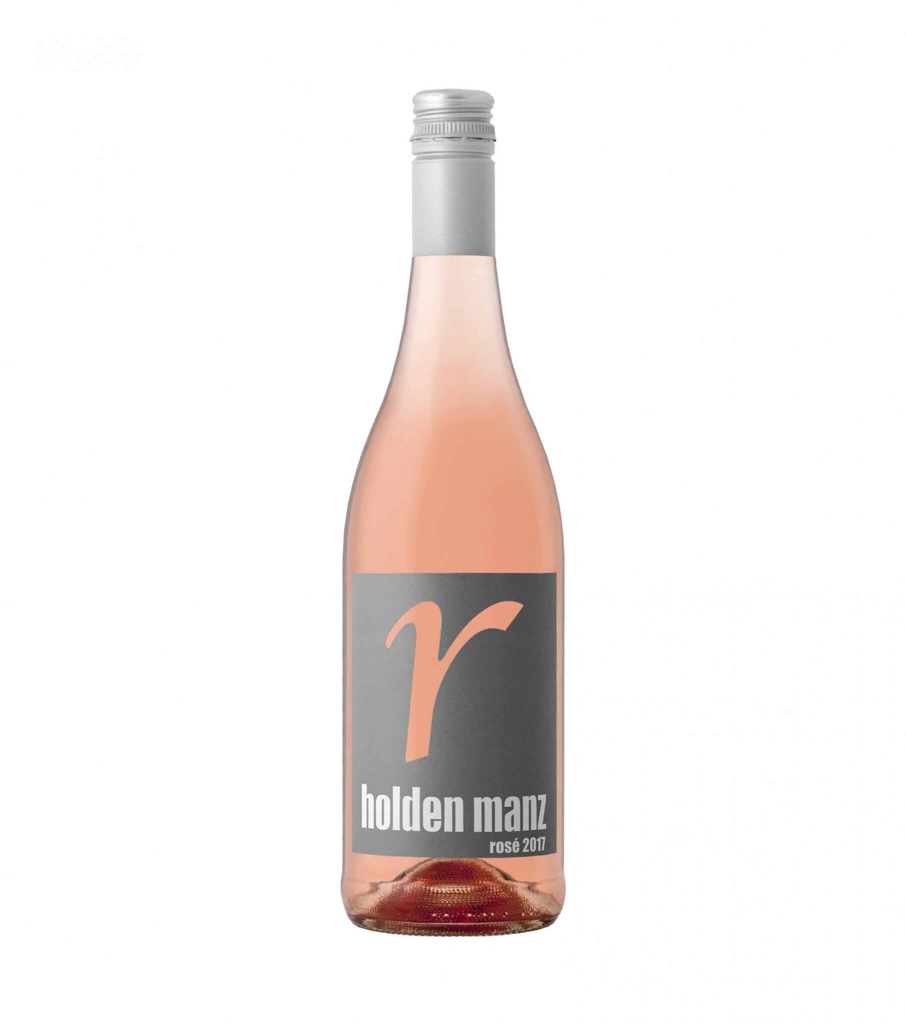 HOLDEN MANZ ROSE vegan wine 2016