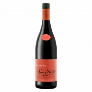 Spice Route Mourvèdre red vegan wine 2014