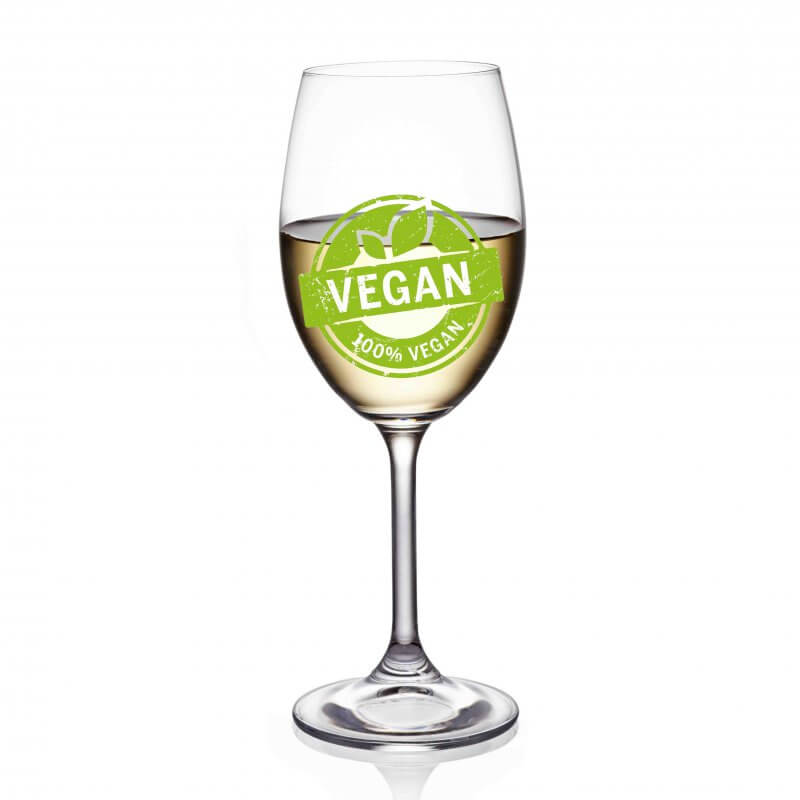 South African wine vegan