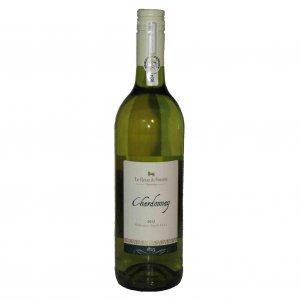 Le Roux en Fourie Chardonnay white wine 2012
