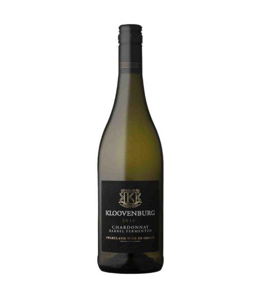 Kloovenburg Barrel Fermented Chardonnay 2016
