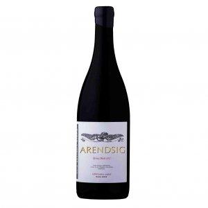 Arendsig Shiraz red vegan wine
