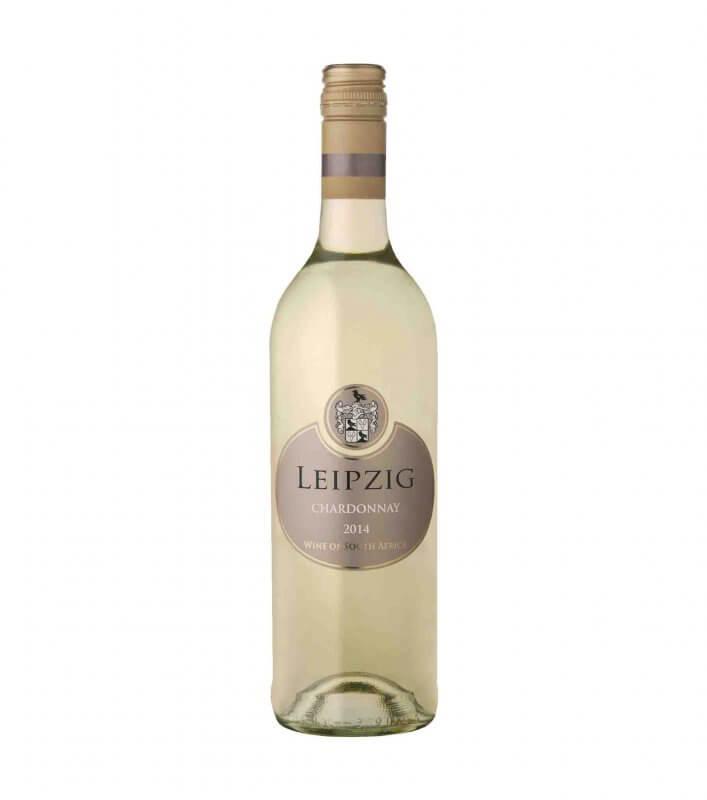 2014 Leipzig Chardonnay white vegan wine