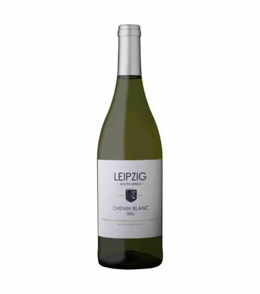 2016 Leipzig Chenin Blanc white vegan wine