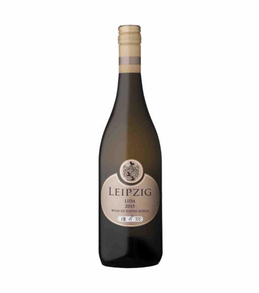 2015 Leipzig Lida Chenin blanc white vegan wine
