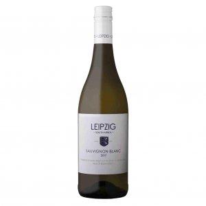 2017 Leipzig Sauvignon Blanc white vegan wine